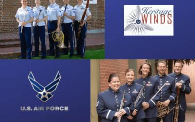 USAF Band Concert – October 11, 2019