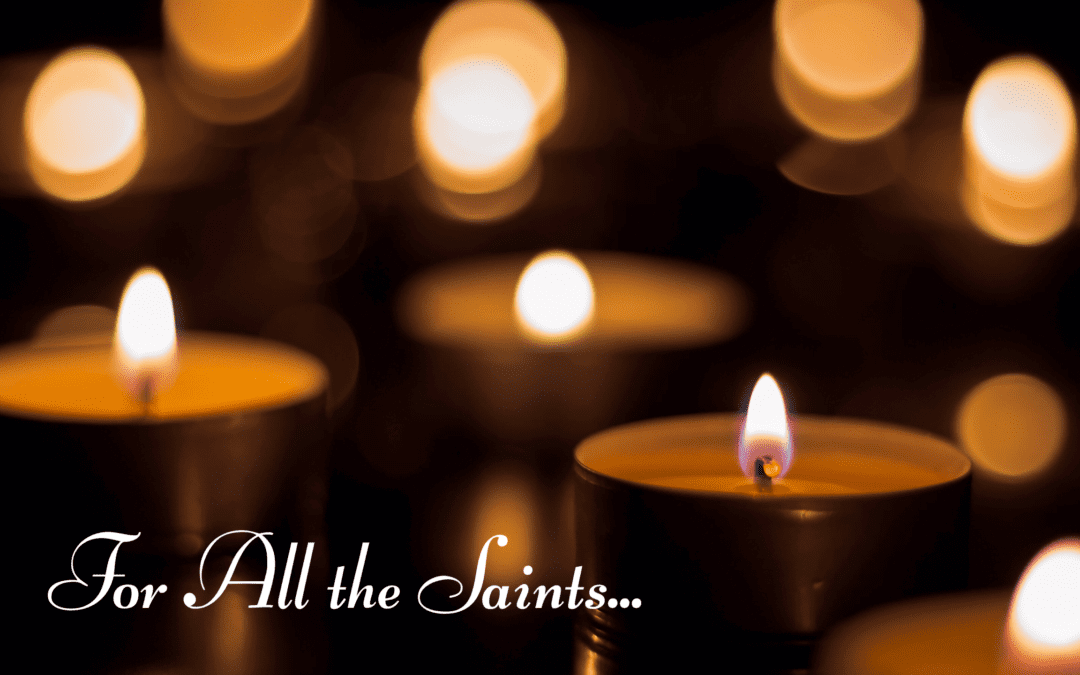 We Are All Saints