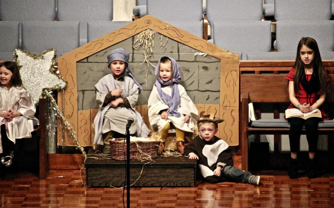 FBC ELC Christmas Pageant 2019