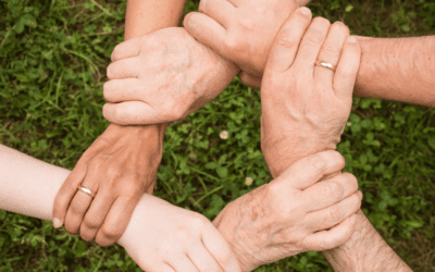 Shared Ministry and Sacred Partnering