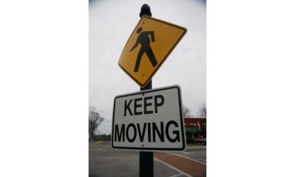 Making the Shift: A Challenge to Keep Moving