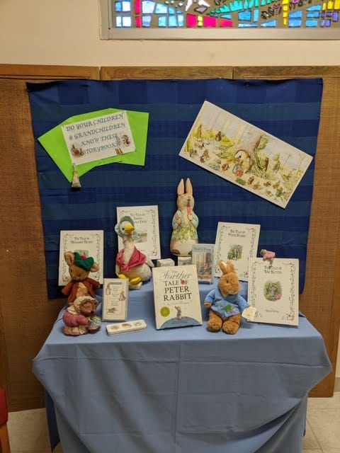 Do You Know Peter Rabbit?