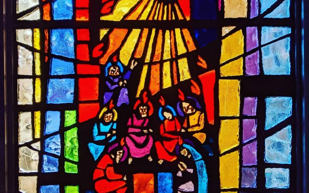 Pentecost Sunday, May 31, 2020