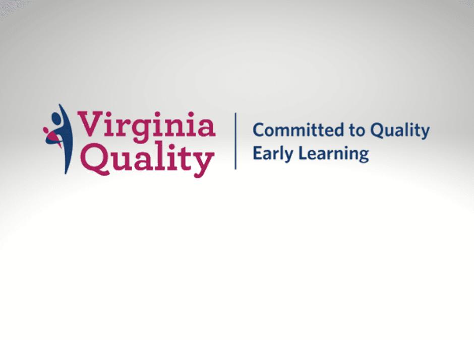 FBC ELC Reaches Level 3 in the Virginia Quality Program