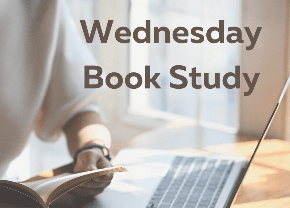Wednesday Midweek Check-In Book Study June 2020