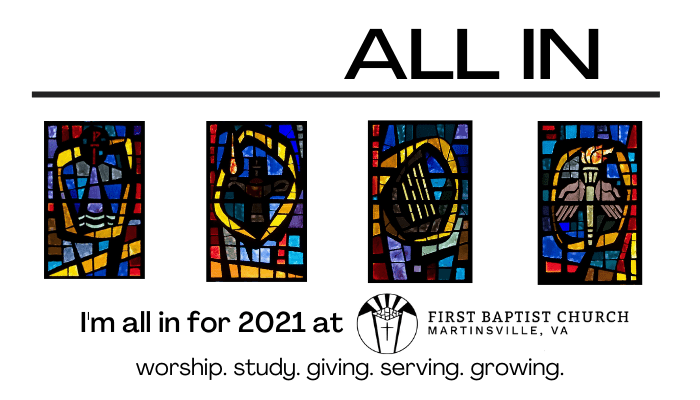 Commitment Sunday, November 15, 2020