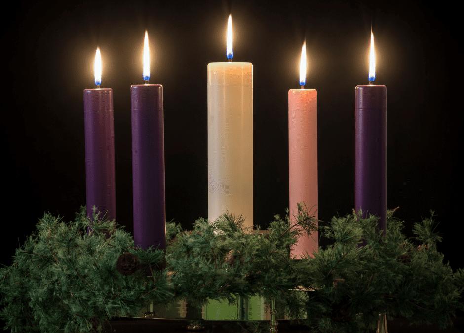 Christmas Eve Candlelight & Communion – December 24, 2020