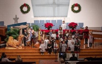 ELC Christmas Pageant 2020