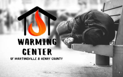 MHC Warming Center Needs – January 2021