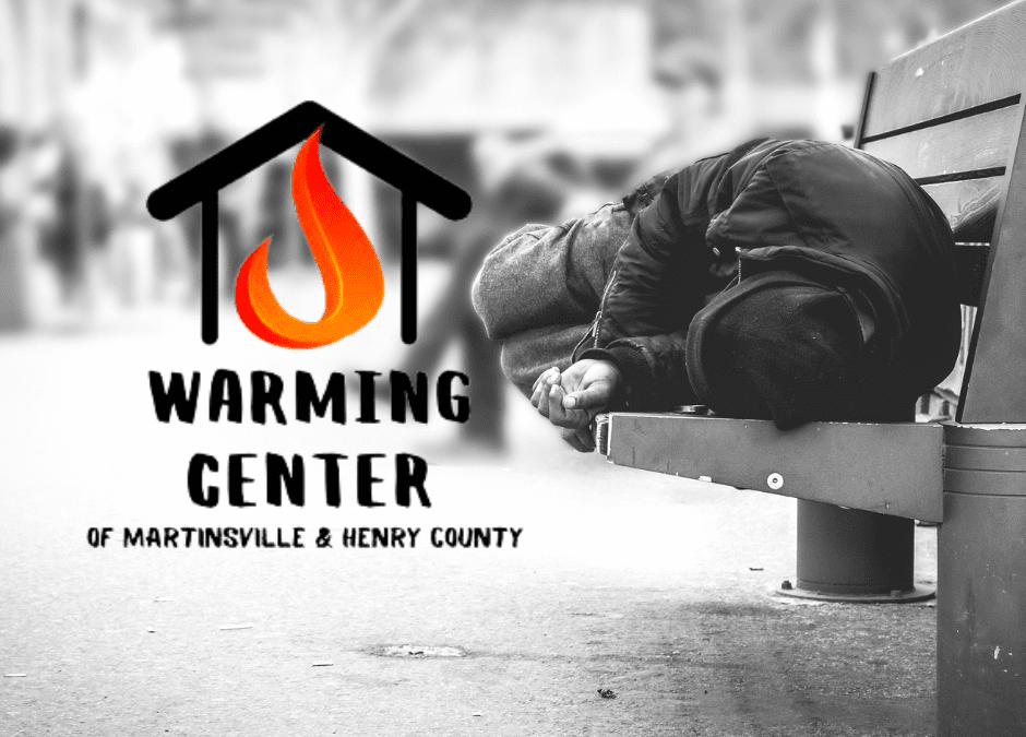 MHC Warming Center Needs – January 2021