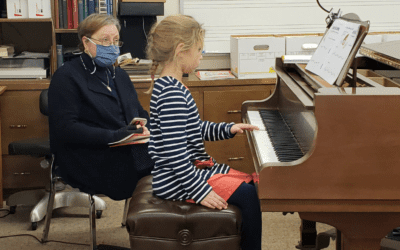 First Music Academy Lessons – Winter 2021