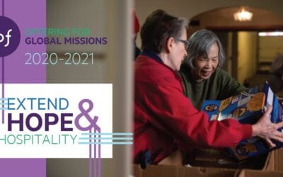 CBF Offering for Global Missions 2021