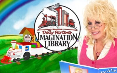 WOM April Mission Action: Dolly Parton Imagination Library