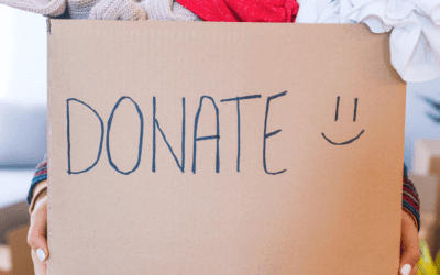 WOM May Mission Action: Donations for Harmony Hall
