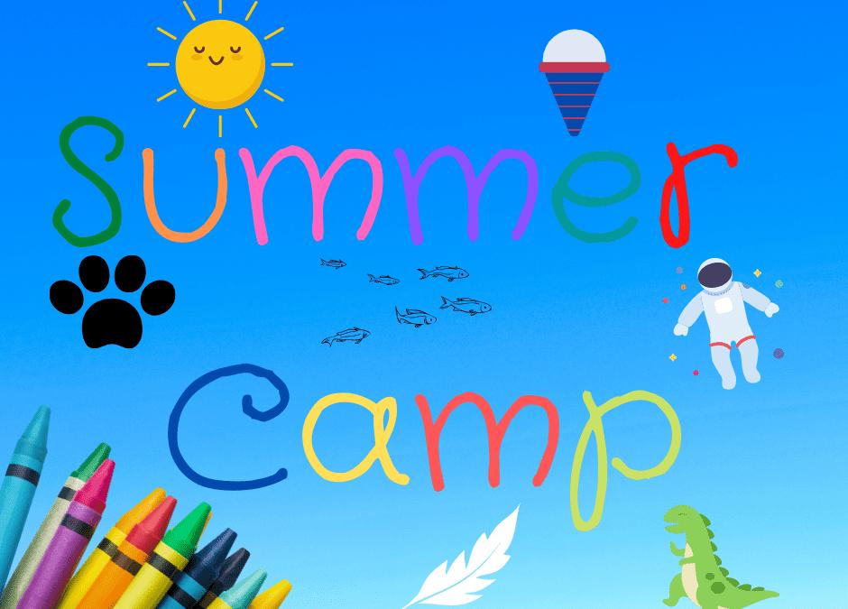 Summer Camp Themes