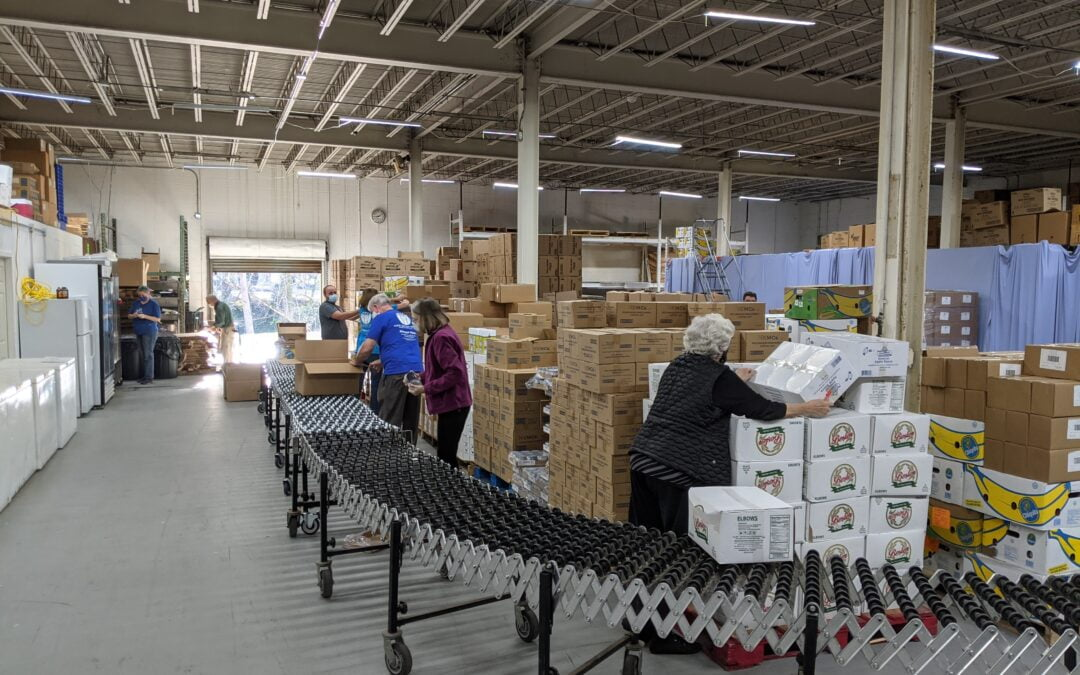 Henry County Food Pantry – November 2021